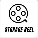 TOWCAMhd Storage Reel